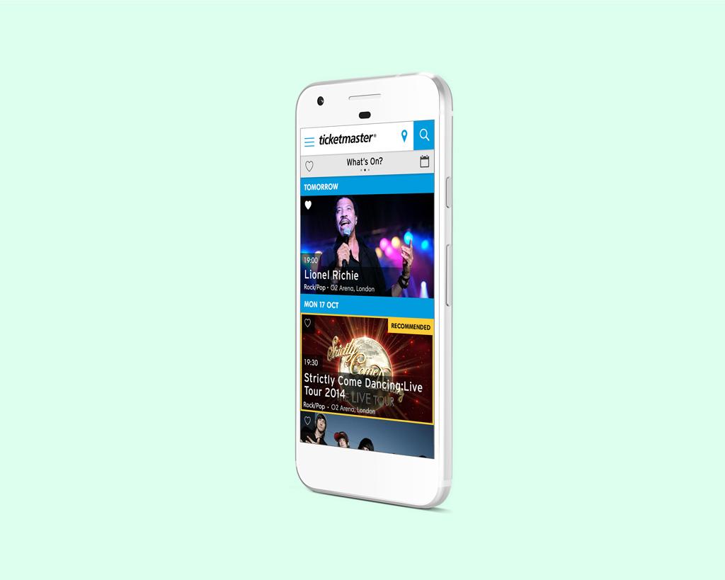 tm iOS App